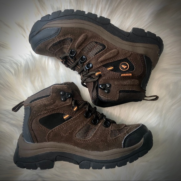 Outland Other - Outland Brown Waterproof Suede Boots